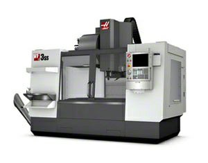 Photograph of HAAS VF-3SS CNC Machining Centre